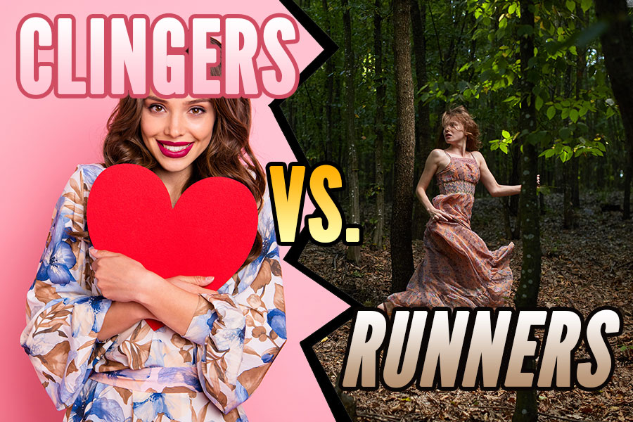 clingers vs. runners