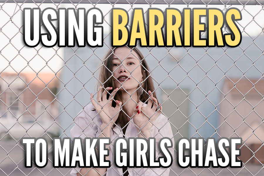 how to use barriers
