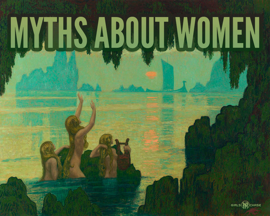 myths about women