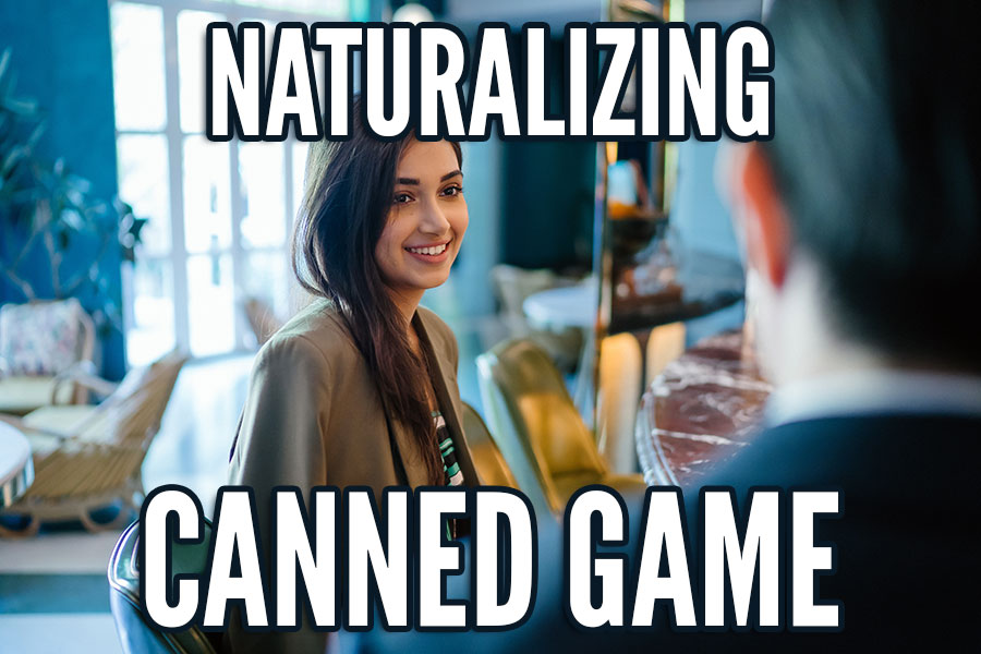 naturalized game