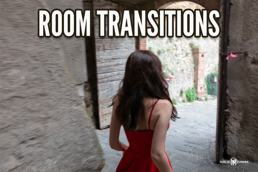 room transitions