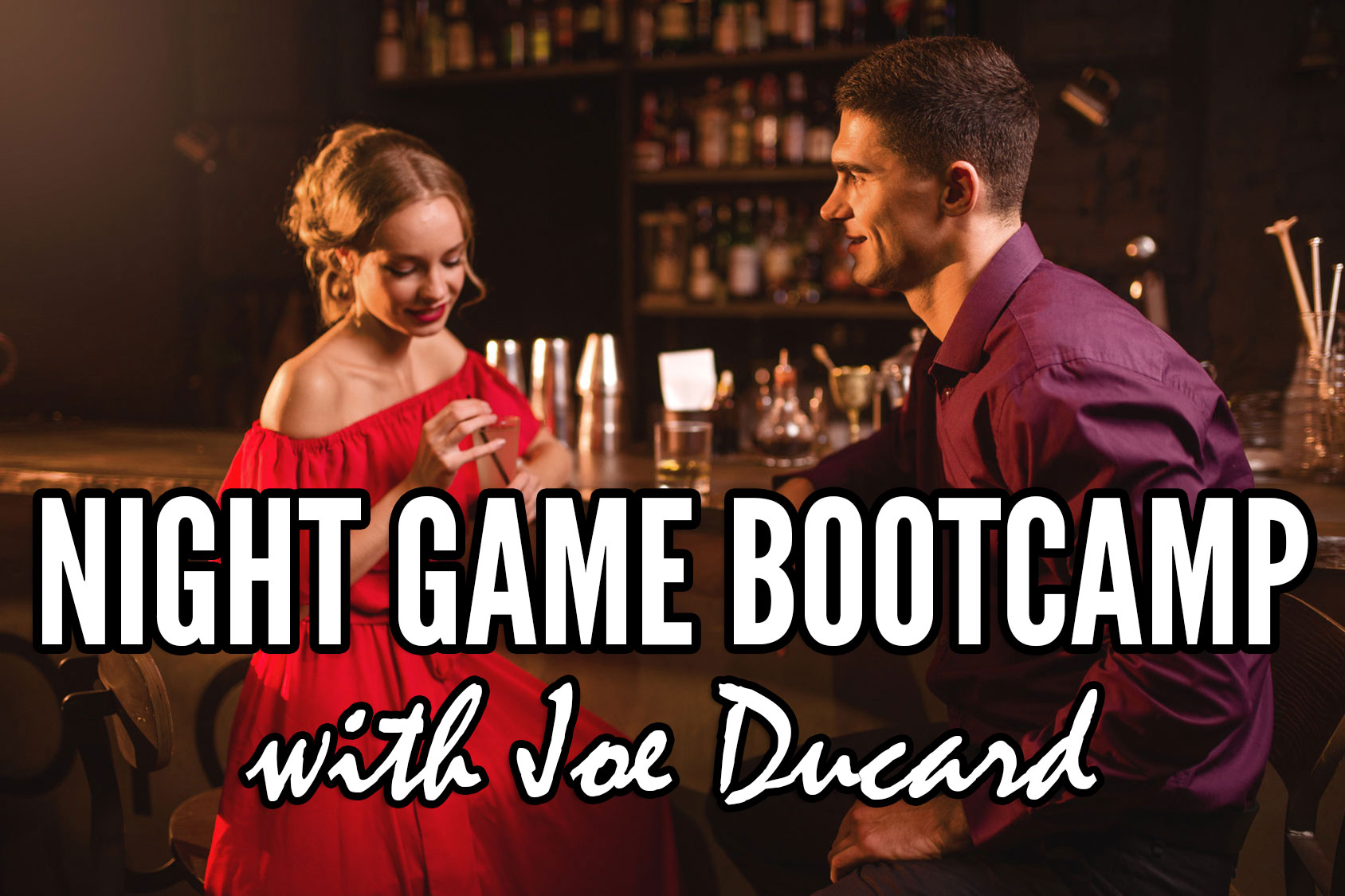pickup bootcamp with joe ducard