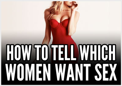 which women want sex