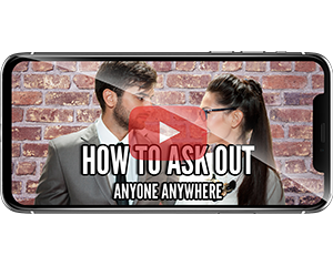 ask out any girl anywhere