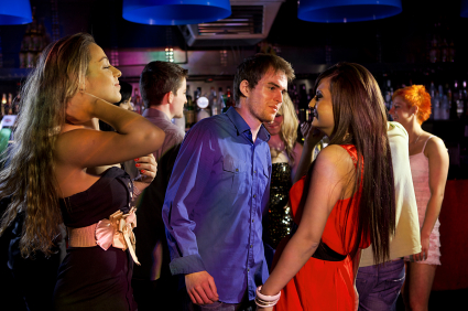 How To Attract Guys In A Club