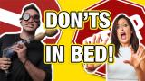 sex fails - mistakes in bed