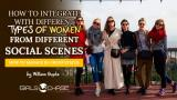 women social scenes