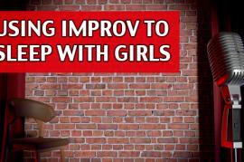 improv get laid