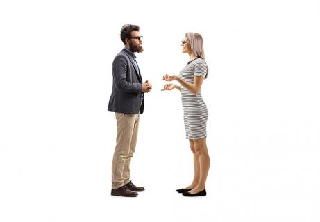 engaging with small talk