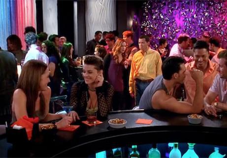 gay bar meet girls