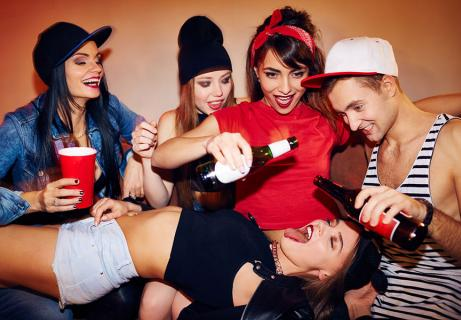 Using House Parties to Get Laid