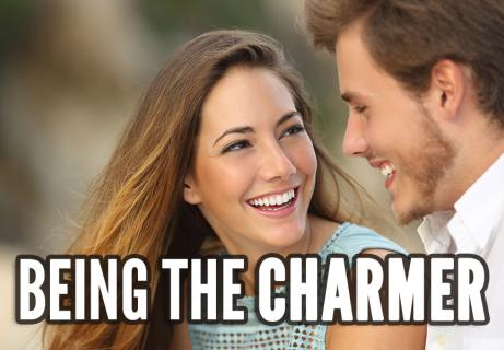 how to be a charmer