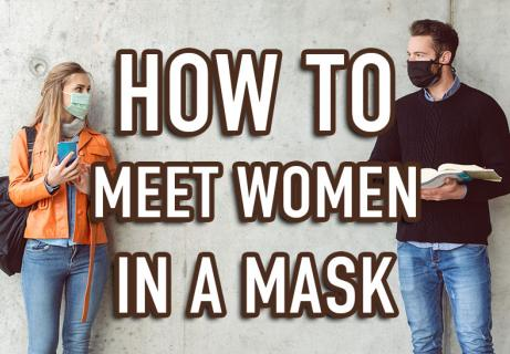 covid-19 dating with masks
