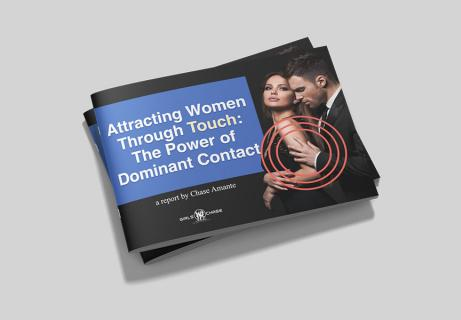 attracting women through touch book