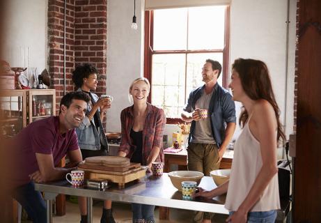 social success socialize