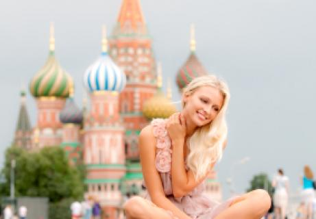 woman moscow