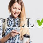 how to text poll