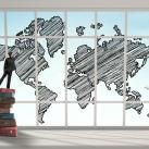 move overseas
