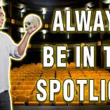 how to use the spotlight and be cool